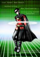 Unternet Red Robin by yong-rein