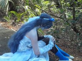 The corpse bride- I feel so alone by CosplayQueendom