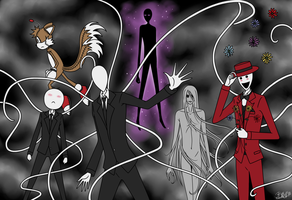 ECA -The Creepengers- by UnseenChaser