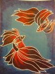 my Fishies by Robertoh12