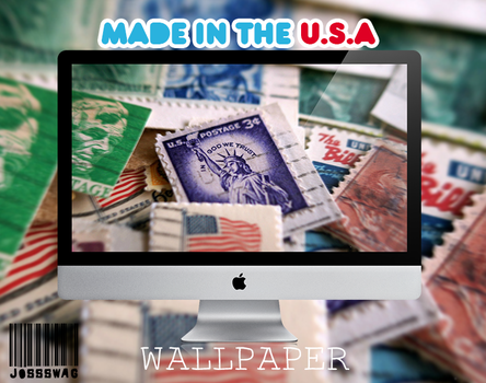 MADE IN THE USA|Wallpaper by JossSwag