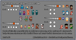 Head Size in Low-Res Sprites 10x10 15.04.12 by JustinGameDesign