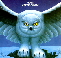 Rush - Fly By Night by CUBASMETAL