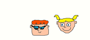 Dexter and Dee Dee by Simpsonsfanatic33