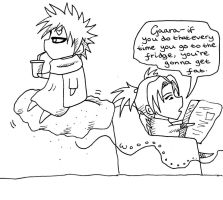Gaara is Lazy by Emzie92