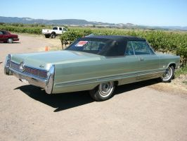 1967 Imperial Crown convertible by RoadTripDog