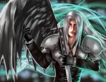 The One Winged Angel by Getemono