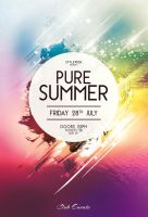 Pure Summer Flyer by styleWish