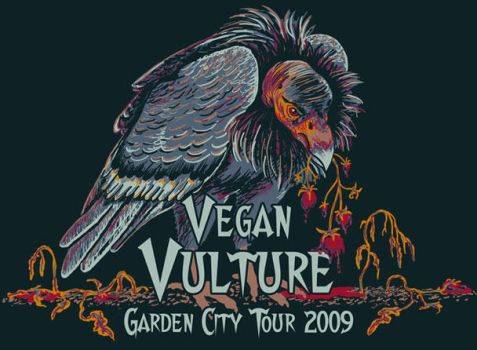 Vegan Vulture by draike