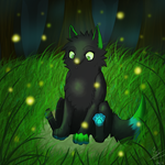 Fireflies by EmprylShadow33