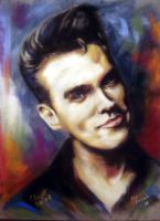 This Charming Man by astarvinartist
