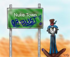 Nuke town or bust by SpunkyTruffles