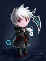 [Elsword] Little reaper. by ProtoRC