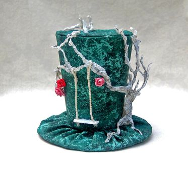 Tiny Top Hat: Secret Garden by TinyTopHats
