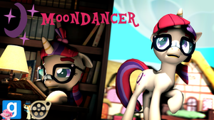 MoonDancer [SFM/Gmod DL] by Longsword97