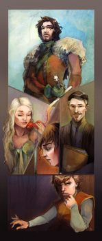 Game of Thrones by Baishare
