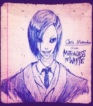 Motionless in White by VioletCharlie