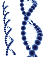 Blue DNA by Reby-c