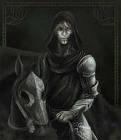 Four Horsemen of the Apocalypse: Famine by mouseymachinations