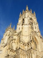 York Minster Study 2 by Queenselphie