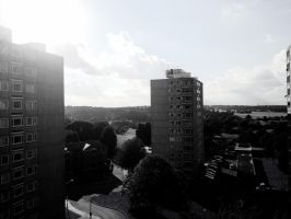day time flat view by LETSOC