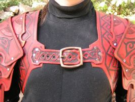 Shoulder armour detail 2 by Bear-Crafter