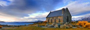Lake Tekapo New Zealand by ShaniTara