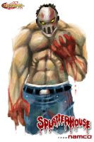 Splatterhouse by ZehB