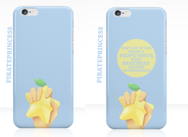 Kingdom Hearts Paopu Fruit Phone Cases by 7daysleft