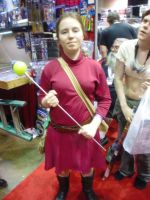 Megacon '13: Arrietty by NaturesRose