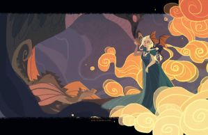 Mother of Dragons by nna