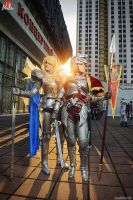 WCS-Russia'14: Soul Calibur IV Warriors of Light by ElenaLeetah