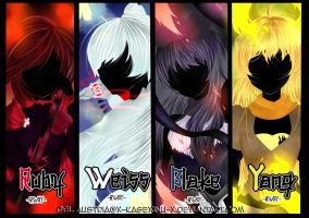 RWBY by AnonymousBlank