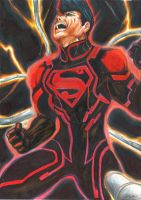Superboy by HeroArtist20