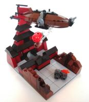 Day of Black Sun LEGO Microscale by Mister-oo7