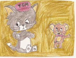 Tom and Jerry Kids by dth1971
