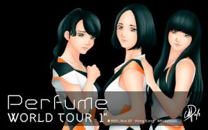 Perfume WORLD TOUR 1st 16:10 by XCurarpiktX