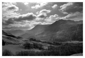 Buttermere by Stealthymeerkat