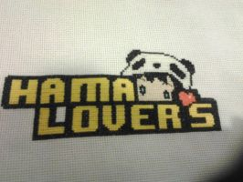 Hama Lovers (Encargo) by Nenetchy