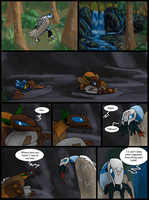 Hunters and Hunted Ch 4 Pg 24 by Saronicle