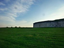 Fort Independence  by kml91225