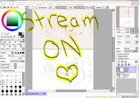 Okay now Im actually streaming by Late-Night-Cannibals