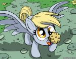 Derpy and Muffin (commission) by LateCustomer
