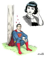 Clack and Lois by didism