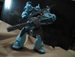 Gouf Custom by disturbedrage88