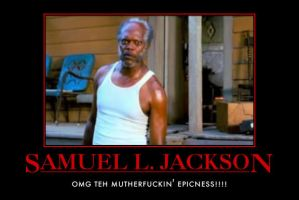 Samuel L. fuckin' Jackson by MexPirateRed