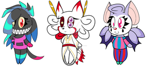 Adoptable batch - CLOSED by GreenToxicity