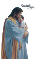 Jesus And Kid By Sk by soniakr