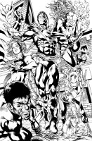 Teen Titans 98 pag 16 by eberferreira