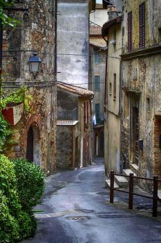 Streets of Sarteano 7 by CitizenFresh